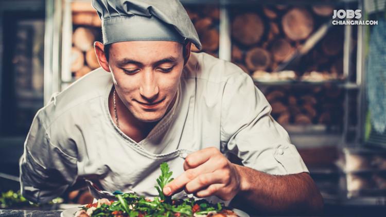 เชฟ อาชีพของคนที่ชอบทำอาหารเป็นชีวิตจิตใจ